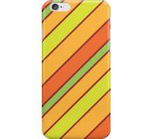 Bar pattern iPhone Case/Skin