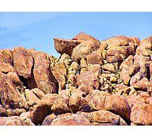 Pelican Rock Photographic Print