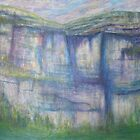 Malham Cove by Susan Duffey