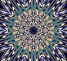 Star Burst by owlspook