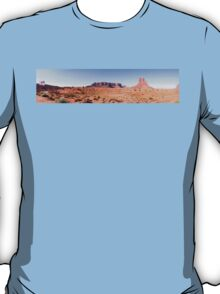 Monument Valley Panorama T-Shirt