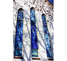 The First United Methodist Church Photographic Print