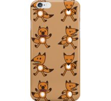 Stickimals - Foxxy iPhone Case/Skin