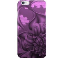 Purple Bloom iPhone Case/Skin
