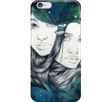 Star Sisters iPhone Case/Skin