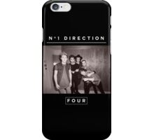 N°1 Direction | Four iPhone Case/Skin