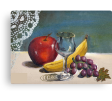 Still Life- Fruit Canvas Print