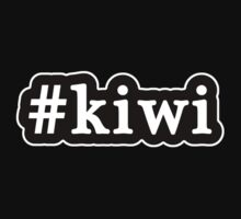 Kiwi - Hashtag - Black & White Kids Clothes