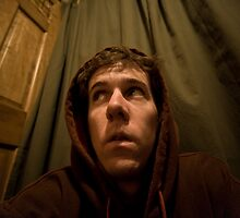 10mm Self Portrait by Matt Benson