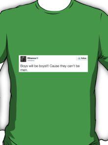 Rihanna Tweet T-Shirt