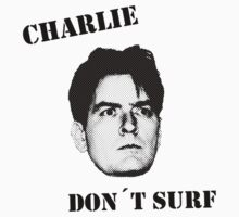 Charlie don't surf - Mashup Kids Clothes