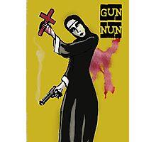 GUN NUN COVER Photographic Print