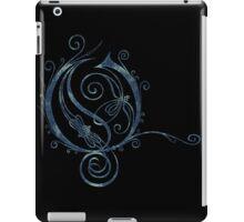 LATTICE LETTER O - river iPad Case/Skin