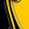 Yellow car by Barbara  Corvino