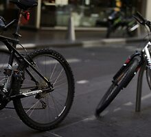 city bikes by thelightroom