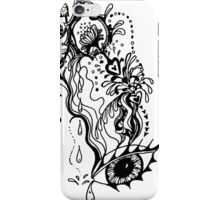 Rectangle Aussie Tangle 3 iPhone Case/Skin