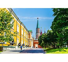 Complete Moscow Kremlin Tour - 17 of 70 Photographic Print