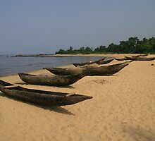 Kribi Dugouts by CCManders