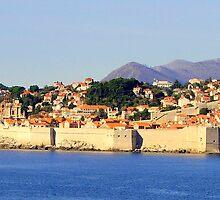 Dubrovnik, Jewel of the Adriatic by FritzFitton