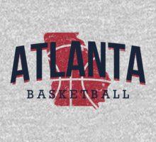 Atlanta Pride - Basketball by JayJaxon