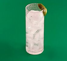 Gin And Tonic by Marjorie Smith