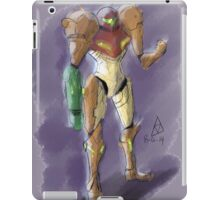 Samus Aran - Bounty Hunter iPad Case/Skin