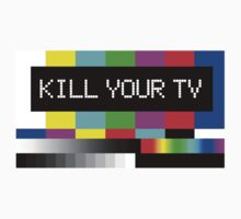 Kill your TV Kids Clothes