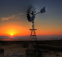 SOUTHERN CROSS SUNRISE by CRSPHOTO