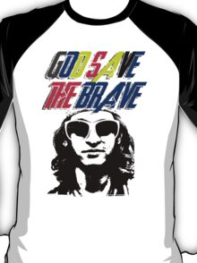 God Save The Brave T-Shirt