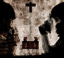 ¿Dear Jesus can your blood wash my filthy little heart  after my next sin? by Alvaro Sánchez