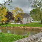 Herr's Mill - Pennsylvania by Dyle Warren