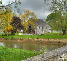 Herr's Mill - Pennsylvania by Dyle Warren