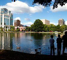Downtown Huntsville by TylerPierce