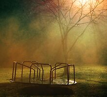 Midnight Merry-Go-Round  by LizzieMorrison