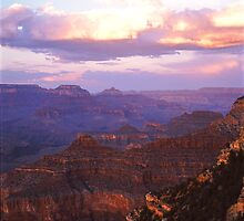 Grand Canyon Sunset by Robert Yone