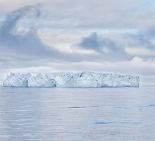 Iceberg vs. Sky by Phill Danze