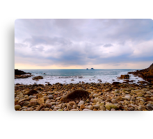 Cot Valley St Just Cornwall Canvas Print
