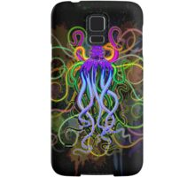 Octopus Psychedelic Luminescence Samsung Galaxy Case/Skin