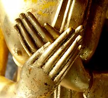 Buddha Hands by Dentanarts
