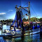 boat by Rodney Trenchard