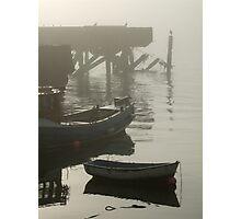 foggy day (4) Photographic Print