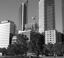 Perth - Cityscape by soulimages