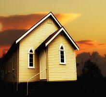"""Billinudgel Church"" by debsphotos"