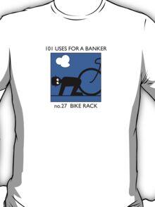 no.27 BIKE RACK T-Shirt
