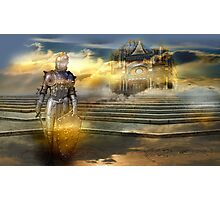 The guardian of the celestial palace Photographic Print