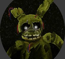 Springtrap (no words) by JellyGraphed