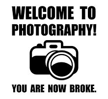 Photography Broke by AmazingMart