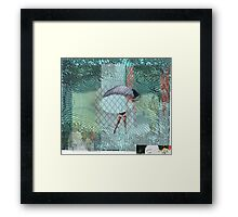 ISABSTRACT of The 50 Darlingnesses..... Framed Print