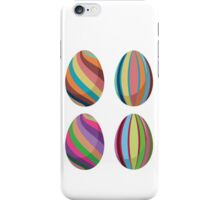Colorful Easter Eggs 2 iPhone Case/Skin