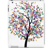 Colorful Tree 3 iPad Case/Skin